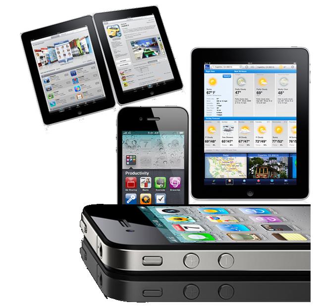 Sviluppo app iPad e iPhone e consulenza per soluzioni wireless integrate